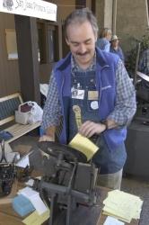 San Jose Printers' Guild, Jim Gard