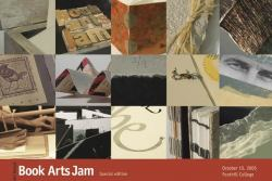 2005 Book Arts Jam Postcard