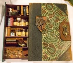 Secret Hidden Book Box - Jamila Rufaro