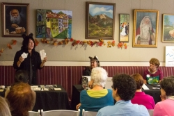 Artist Talk by Karen Chew, Nanette Wylde, and Rae Trujillo