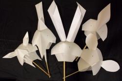 Photo Booth Masks by Karen Chew