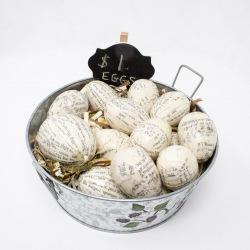 Eggs - Jamila Rufaro