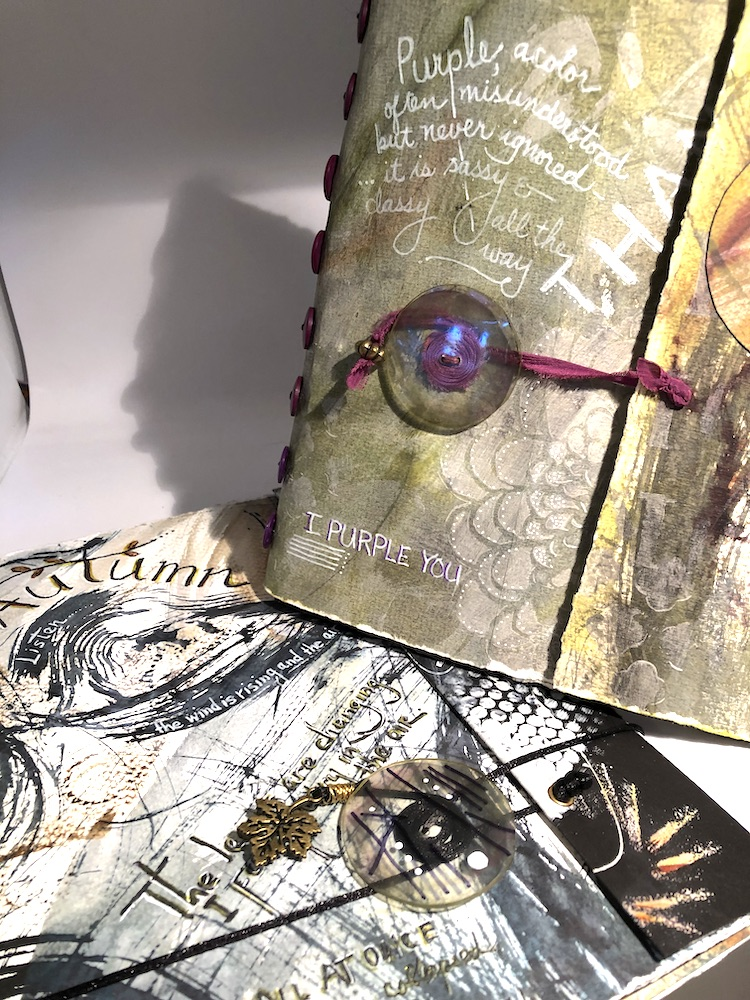 Dailey-Two-Asemic-Writing-Journals-one-sheet-books-2021-v1