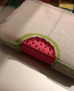 Kadambi-Watermelon-Summer-button-hole-stitch-2021-v2