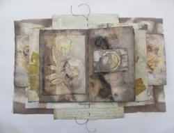 Dorit Elisha - Untitled (Eco dyed)
