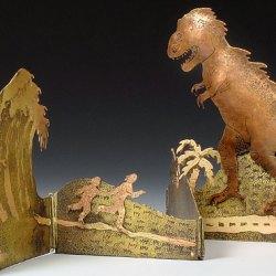 Judith Hoffman - Dinosaur Wave 2010