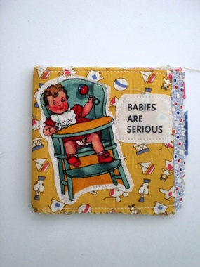 Karen Cutter - Babies Are Serious-Cover