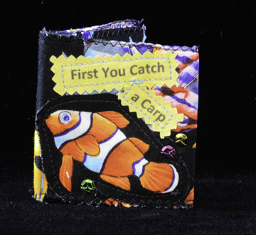 Karen Cutter - First You Catch a Carp