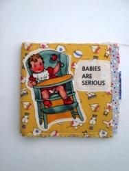 Karen Cutter - Babies Are Serious-Cover