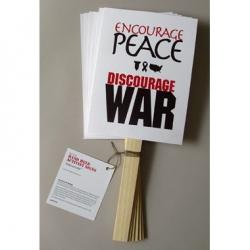 Kent Manske - Encourage Peace democratic multiple