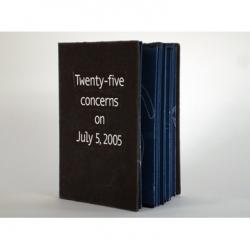 Kent Manske - Twenty-five Concerns