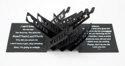 Marie Hetherington - Black Lives Matter, 2020