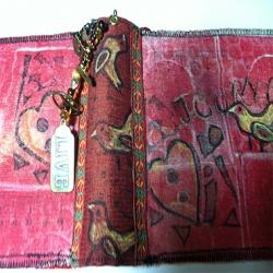 Ruth Dailey - Bird Journal Inside