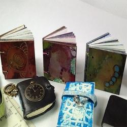 Ruth Dailey - Mini Books-close up