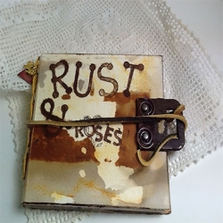 Ruth Dailey - Rust & Roses-cover