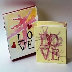 Ruth Dailey - Squah book Love