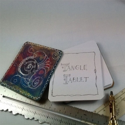 Ruth Dailey - Tangle tablet-inside